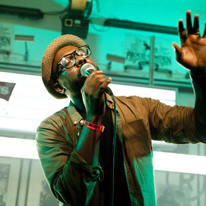 Ghostpoet at The Amazing Sessions
