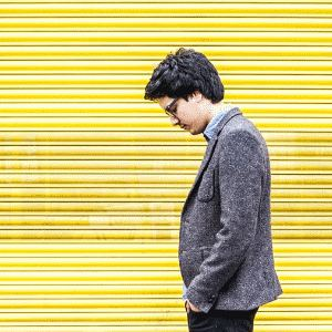 Luke Sital-Singh at The Amazing Sessions