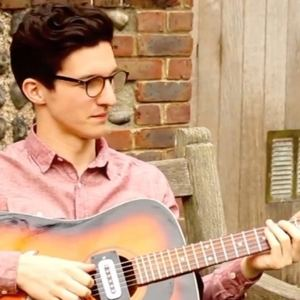 Dan Croll at The Amazing Sessions