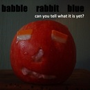 babble rabbit blue - can you tell what it is yet?