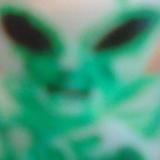 COLOURED GUY - GREEN