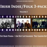 I Am Not Lefthanded - Irish Indie/Folk 3-pack, Volume I