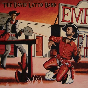 The David Latto Band - Wait A Minute