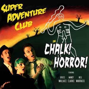 Super Adventure Club - Tommy Sheridan