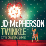 JD McPherson - Twinkle (Little Christmas Lights