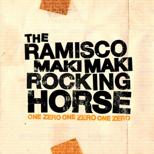 The Ramisco Maki Maki Rocking Horse - Manufactured By My Brain