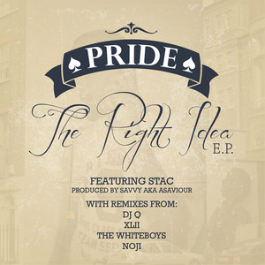 Savvy - Pride feat Stac - The Right Idea (Dj Q's Brand New Day REMIX)