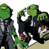 Frogs In Socks