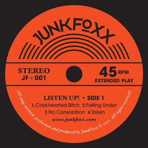 JunkFoxx - No Consolation
