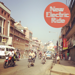 New Electric Ride - Stone for Stone