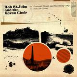 Rob St. John - Charcoal Black and the Bonny Grey/Shallow Brown