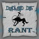 Daevid Góral Barker - Deadwood Dog - Rant b/w Warehouse Riot