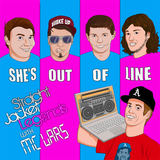 Straight Jacket Legends  - Sh's Out Of Line
