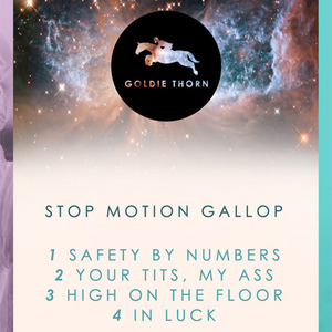 Goldie Thorn - Safety By Numbers