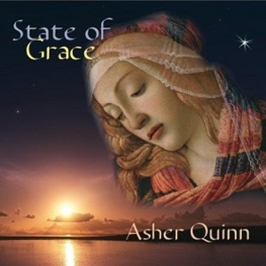 Asher Quinn - The golden thread