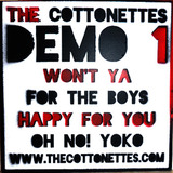 The Cottonettes - DEMO 1
