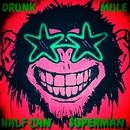 Drunk Mule - Half Can Superman