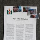 Den svenska tystnaden - Fyra Fall av Fattigdom