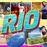 Francobollo - We're Going to... Rio