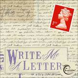 The Cheek of Her - Write me a Letter