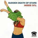 SUDDEN DEATH OF STARS 'Inside Out' & Halcyon Days' double A single (Sudden Death Of Stars)