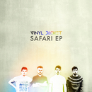 Vinyl Jacket - Safari