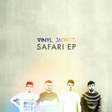 Vinyl Jacket - Safari
