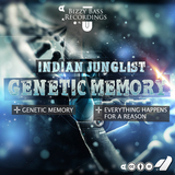 Bizzy Bass Recordings - Indian Junglist - Genetic Memory / Everything Happens For A Reason