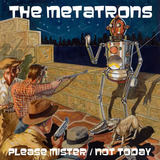 The Metatrons - The Metatrons: Please Mister / Not Today - double A side 7 inch