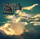 Black Letters - Shapes On The Wall