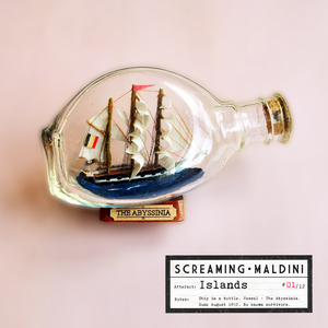 Screaming Maldini - Islands