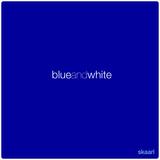 Skaarl - Blue and White