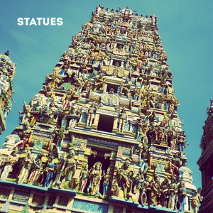 Statues  - Home
