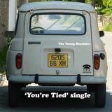 The Young Sinclairs - The Young Sinclairs 'You're Tied' Single