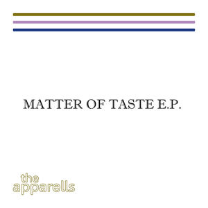 The Apparells - Behind the lines