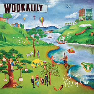 Wookalily - Hands Pass in Time