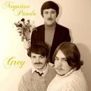 Negative Panda - Grey