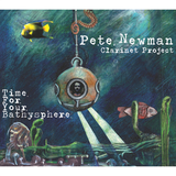 Pete Newman Clarinet Project - Cheap Black Plastic