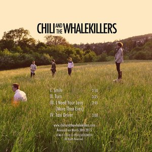 Chili and the Whalekillers