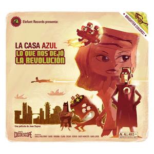 La Casa Azul - La Nueva Yma Sumac (feat. The Aprils)
