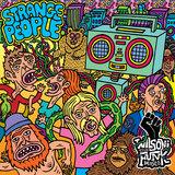 Wilsoni Tha' Funk Masta - Strange People EP
