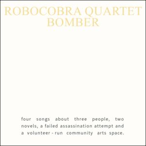 Robocobra Quartet - Flickering Blinds