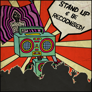 Wilsoni Tha' Funk Masta - Stand Up & Be Recognised!