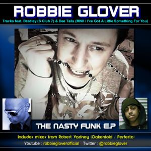 Robbie Glover - Hands Up (Ft Bradley McIntosh) [Radio Edit]