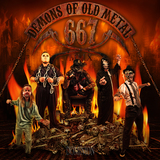 Demons of Old Metal - Behind the Mask