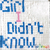 Gus Harrower - Girl I Didn't Know