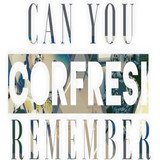 Can You Rememer (Corfresi)