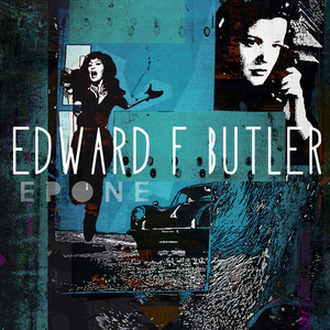 Edward F Butler - Bank Heist Debut