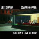 Jesse Malin - A 'Edward Hopper' / AA 'She Don't Love Me Now'