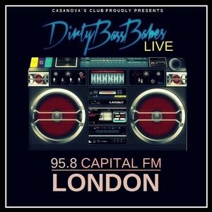 "DJANE PUSSY POWER - Dirty Bass Babes ""Rockin London"""